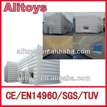 2014 noble inflatable cube tent,office cube tent from china supplier Shelly( ^_^ )