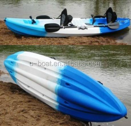 U boat three person tandem fishing kayak buy tandem for 3 person fishing boat