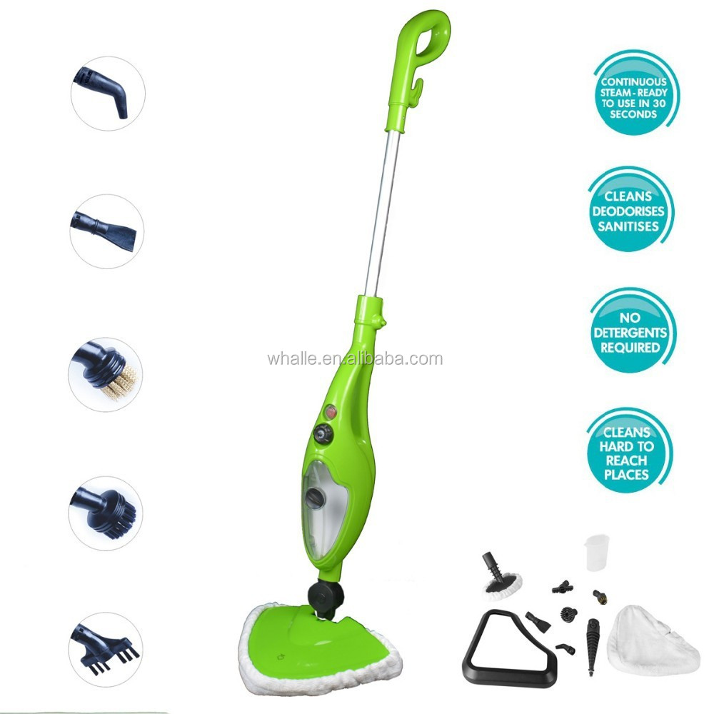 10 in one steam mop steam cleaner as seen on tv