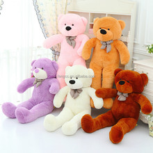 free sample big size teddy bear/plush teddy bear giant kid toys/ huge plush teddy bear