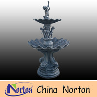 brass antique decorative water fountains for home NTBF-L249S