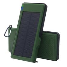 Waterproof fast charge high capacity outdoor solar power bank
