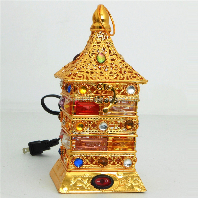 Lantern shape electric incense burner / Favor gift / Home decorative