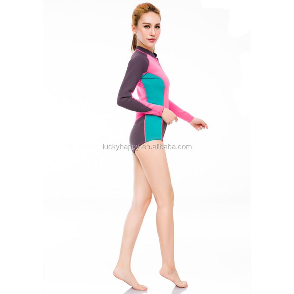 Sex diving wetsuit zipper waterproof fabric for diving suit