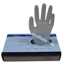 Top Quality vinyl hand gloves medical 9inch