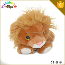New High Quality Cute Cheap Plush Lion Stuffed Toys Wholesale Plush Animals Lion Toy