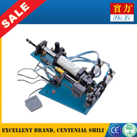 SHL-310 gas-electric peeling Electrical wire stripping machine