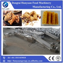 High quality chocolate candy bar cutting machine