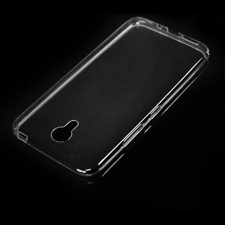 Transparent soft TPU case for Lenovo ZUK Z1 clear gel silicone case for Lenovo ZUK Z1