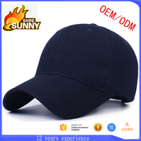 Wholesale custom fashion character 6 panel 1005 cotton twill embroidery letter promotional baseball cap