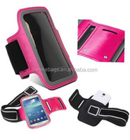 elastic band waterproof neoprene PVC phone case