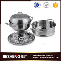 special design Round cooking pot no oil
