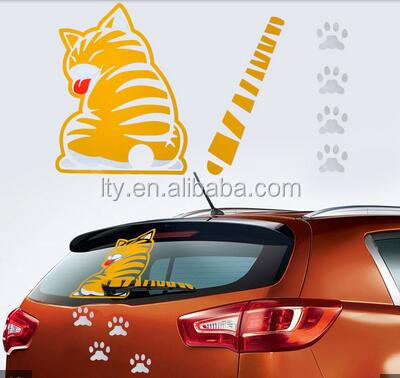 Popular Sell customized car decal for decoration