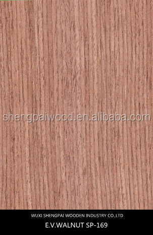 majestic engineered walnut wood veneer/american walnut veneer made from log for furniture door skins sheets