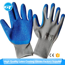Cheapest Latex Nylon Gloves Price Brand Name Gloves for Farming