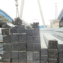 Structure carbon steel ASTM A36 galvanized square tube japanese tube 8