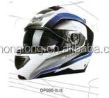 Safety Black face shield Visor Flip up helmet,DP998,Europea Style