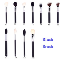 Custom Professional High Quality Foundation Powder Blush Eyeliner Brush Cosmetics Makeup Brushes