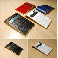 New company gifts Solar 8 digital calculator