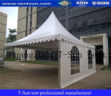Classical easy up white gazebo wedding party marquee tent for sale
