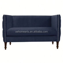 SFM00053 New design hot sale standard size pakistani antique small sofa furniture