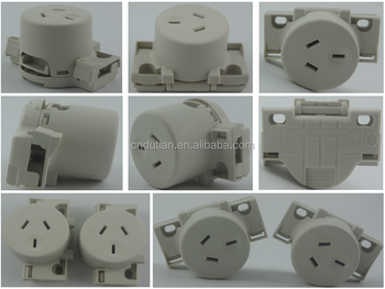 clipsal style SAA 413QC surface socket quick connect/413QC outlet socket