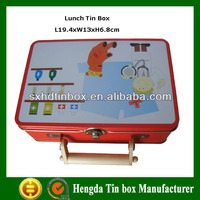 Factory price lunch metal box