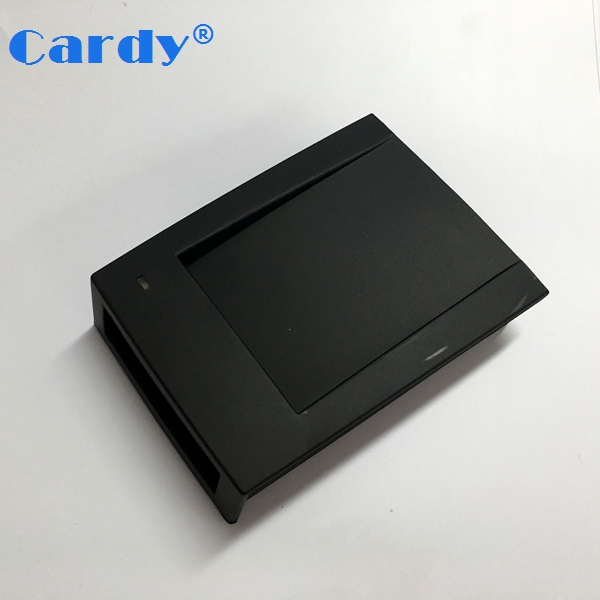 Proximity smart rfid chip card writer and reader