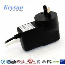 Shenzhen manufacturer 7.5v 1.5a dc power supply ac wifi adapter for android tablet