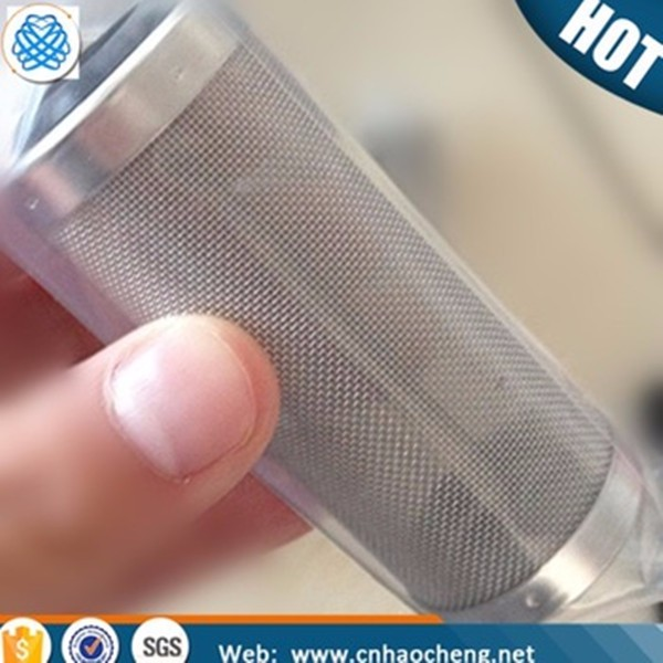 Reusable aquarium tank stainless steel fish filter guard net shrimp safe protect basket mesh net