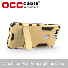 Iron man Armor design mobile phone back cover for huawei y5 y3