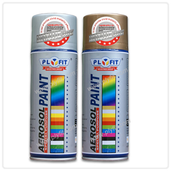 Metallic Blue Car Aerosol Spray Paint Colors