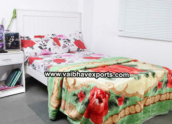 Mink Blankets Manufacturer from India