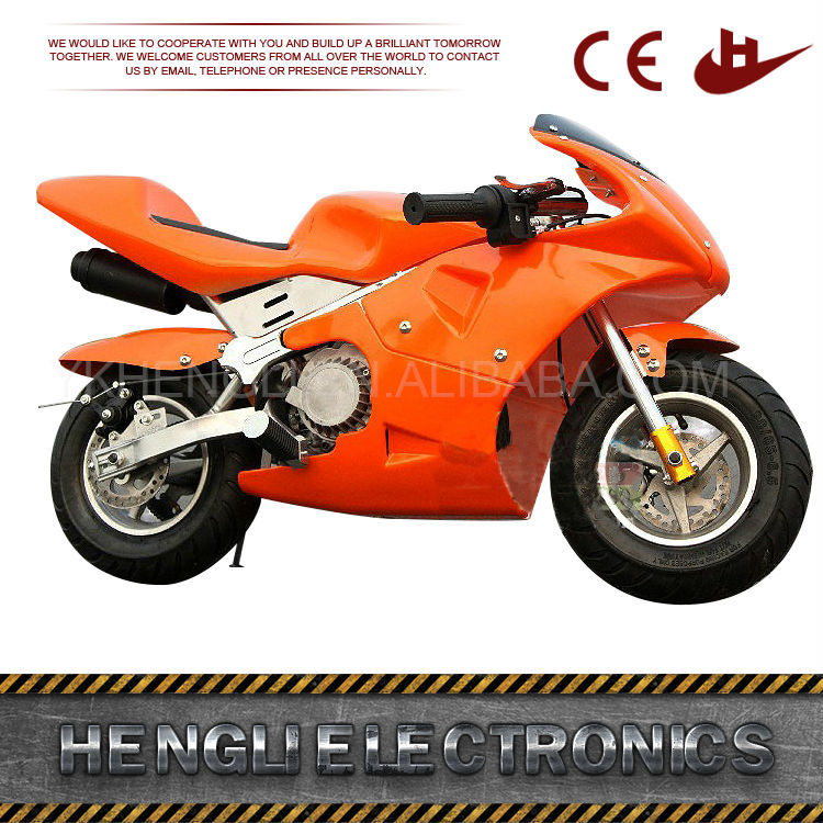 Hot selling good quality 49cc Pocket Bike