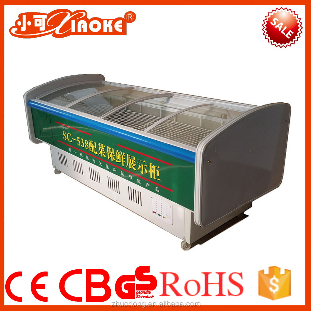 DG-210Z frezer horizontal Freezer for Food with OEM Design