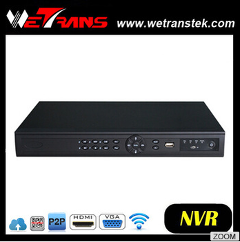 TN-808 Network Video Recorder 8CH 1080P Recording Support P2P Mobile View NVR