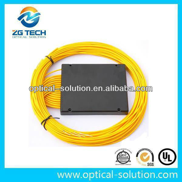 excellent quality 1X32 fiber optic PLC splitter with various connectors
