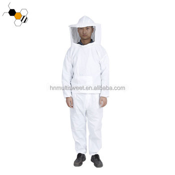 Beekeeper protection clothing/bee keeper suits beekeeping suit