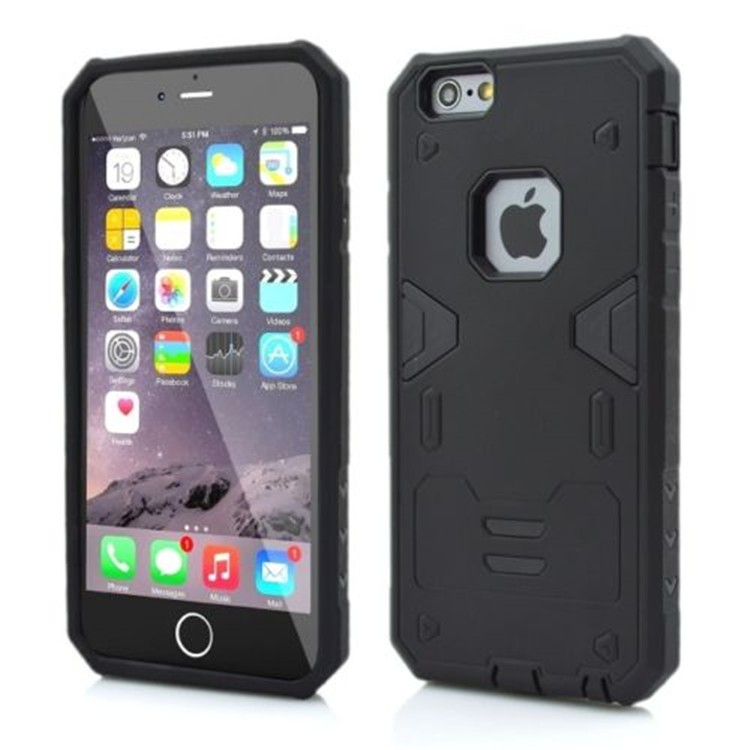 For iphone6 6s Rugged Shockproof Case Hybrid Hard Case Cover protective