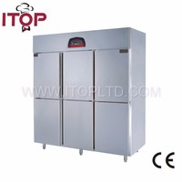 CE Commercial Restaurant Stainless Ssteel Freezers for sale