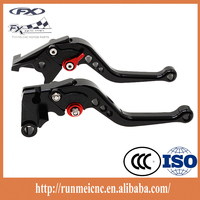 2016 Runmei automobiles spare parts wholesale CNC brake clutch levers for Buell XB12Ss 2009