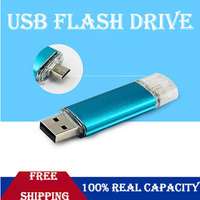 New Smart Phone Tablet PC USB Flash Drive 64gb 32gb 4gb 8gb 16gb usb drive memory stick usb 2.0 pendriver free shipping