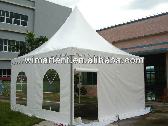 2013 New Design Pagoda Tent 4m x 4m For Sale
