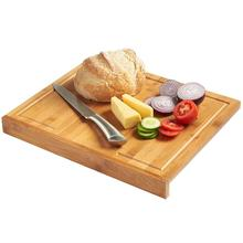 100% Food Grade Bamboo Cutting Boards For Home Kitchen