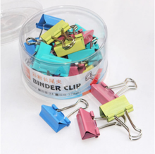 Hot selling Promotional custom OEM printing metal silver handle binder clips different kinds paper clips