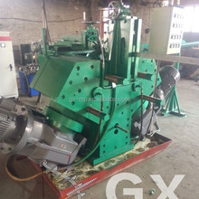 Screw flight cold rolling machine