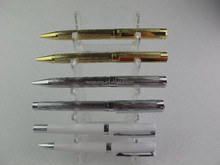 Wire drawing metal ballpoint pen TS-p00481