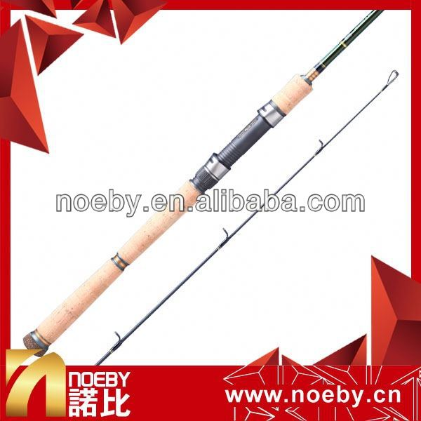 NOEBY lure rod backpack fishing rods