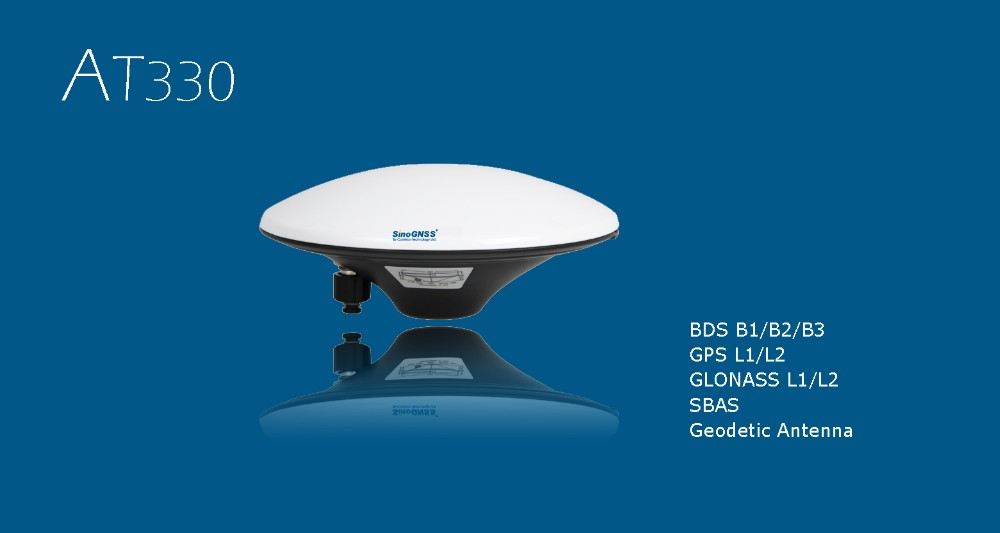 ComNav SinoGNSS AT330 GPS GNSS Antenna for Machine Control