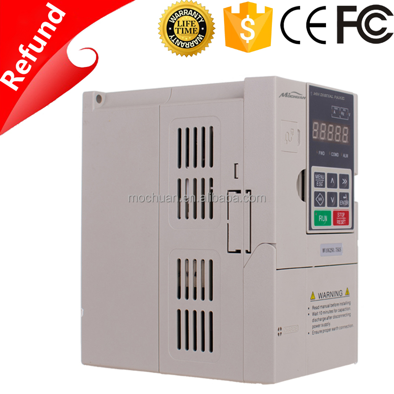 dc to ac power 3 phase 380v frequency converter/inverter pwm control 60hz